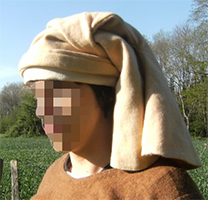 Thumbnail of medieval hood