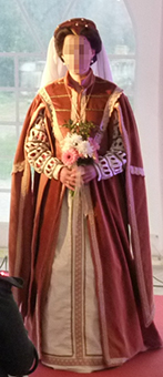 Thumbnail of the Countess Palatine's costume