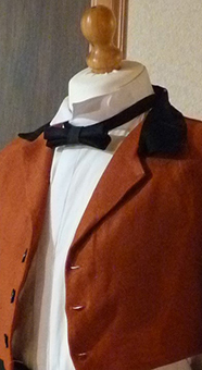 Thumbnail of the headwaiter Rudolph's costume