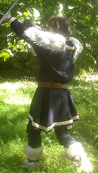 Thumbnail of the Ragnulf the jarl's costume