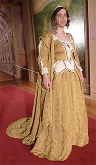 Thumbnail of the Anne of Austria's costume