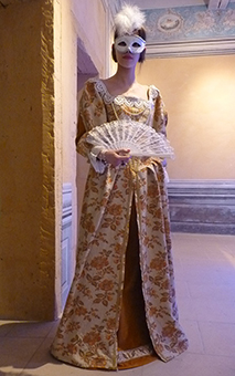 Thumbnail of the Duchess of Carslile's costume