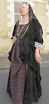 Thumbnail of the Marie de' Medici's costume