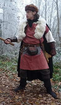 Thumbnail of the Bjarnulf the Viking's costume