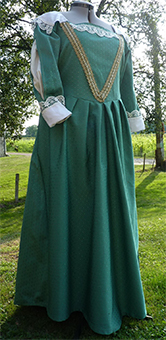 Thumbnail of the Lady of Milly's costume