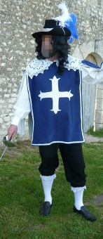 Thumbnail of the Musketeer of the King's costume