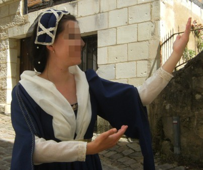 Costume of the Middle Ages