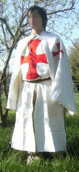 Thumbnail of the Thibaud the Templar's costume