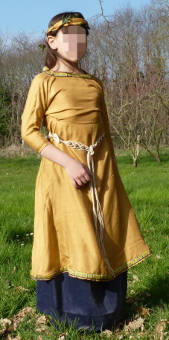 Thumbnail of the Lady Hildegard's costume