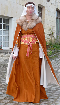 Thumbnail of the Maud of Crissay's costume