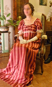 Thumbnail of the Elizabeth Bennet's costume