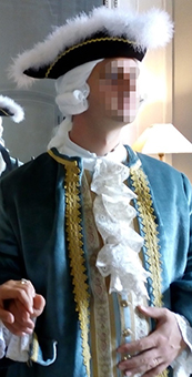 Thumbnail of the Monsieur de Grandhomme's costume