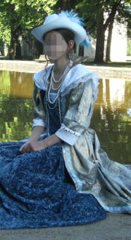 Thumbnail of the Duchess of the Park's costume