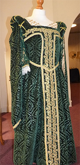 Thumbnail of the Princess Nella's costume