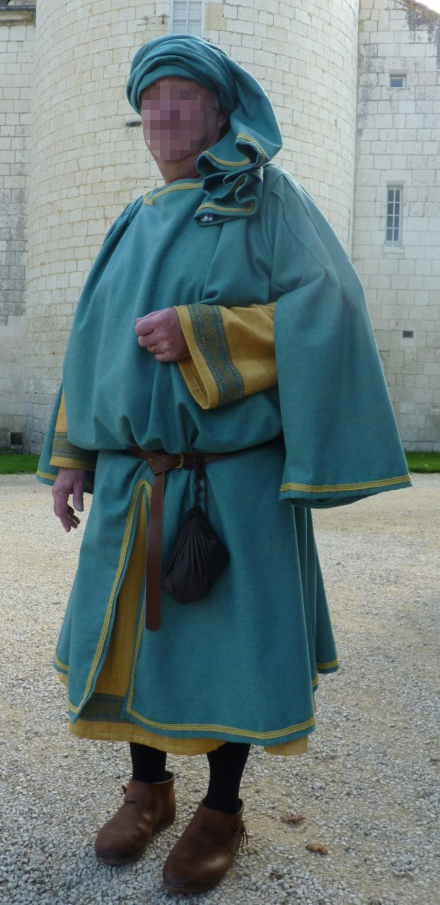 Lord of Beauvais' costume